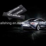 Logo voiture couvre de carbone de ceinture de sécurité d'épaulettes pour Ferrari