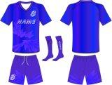 2018 jerseys de encargo del fútbol del club venden al por mayor la camisa uniforme del balompié del fútbol