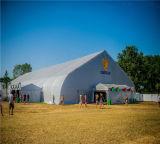 шатры пяди 40m большим раздувным изогнутые пакгаузом