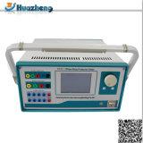 D'usine appareil de contrôle secondaire triphasé de protection de relais de l'injection Hzjd-1 directement