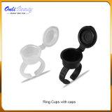 Чашки кольца с крышками для вспомогательного оборудования состава Microblading постоянного