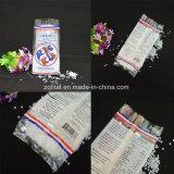 Прозрачный пластиковый пакет пищевой категории