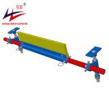 Ременной транспортер вторичных полиуретан скребок песок очиститель ленты