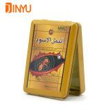 담배 담배를 위한 소형 금속 상자