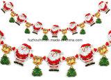 Decorações por atacado do Natal na flâmula