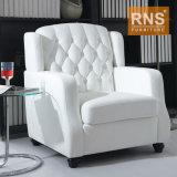 410 de witte Comfortabele Stoel van de Bank