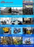 Alta calidad que enciende el motor del barco del aire de la turbina