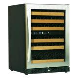 """54 botellas de 24"""", construida en el ventilador de aire sistema de refrigeración de circulación Bodega Frigorífico"""
