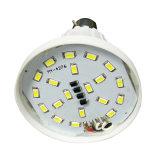 Recargable de alta calidad de bajo coste de la Energía Solar lámpara LED con clip.