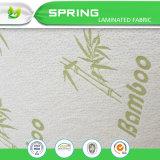 Tamaño único protector de colchón impermeable lavable Portada Anti-Bacterial