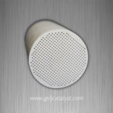 촉매 컨버터 근청석 세라믹 벌집 필터의 벌집 세라믹 기질