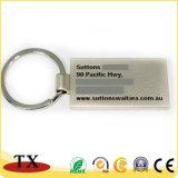 Подгоняйте форменный металл Keychain