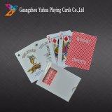 Cartões de anúncio de papel brandnew dos cartões de jogo