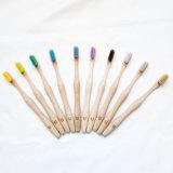 Prodotti in Toothbrush del bambù della setola della domanda 2017-Black