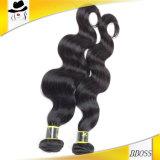 Cheveu de Brésilien de pente des extensions 7A de cheveu