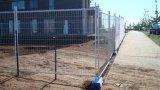 Tipo galvanizzato barriera di sicurezza provvisoria dell'Australia fatta in Cina