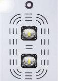 30W impermeabilizan el sensor de movimiento IP65 integraron todos en una luz de calle solar