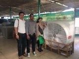 Ventilador industrial montado teto do circulador do ar de exaustão do consumo de potência de Tuhe