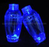 OEM Hete LEIDENE van de Staaf van de Verkoop Plastic Transparante Shaker