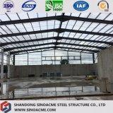 Sinoacme 조립식 무거운 강철 건축 공장 건물