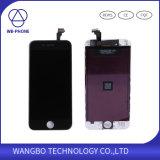 Первоначально экран цвета черноты индикации для цифрователя LCD iPhone 6