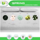 Protector impermeable hipoalérgico del colchón de la prueba de los ácaros del polvo