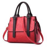 Handtas de Van uitstekende kwaliteit van de Uitvoer van de fabrikant Dame Shoulder Bag Cross Bag Vrouwen Pu