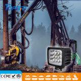 Luz impermeável do trabalho do diodo emissor de luz do ponto de IP68 60W para o trator do Forklift
