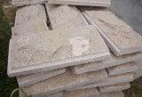 Il Cobblestone del granito/copertura di pietra di Cubestone con Bushhammer ha rifinito