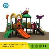 Большие системы обеспечения безопасности детей Вставьте открытый детская площадка оборудование для развлечений