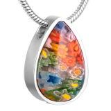 De hete het Verkopen Juwelen van de Herinnering van de Houder van de As van de Urn van de Crematie Teardtop