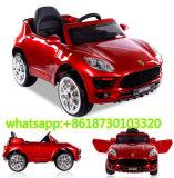 Conduite modèle de gosses sur le véhicule à piles électrique de jouet