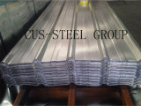 27 polegadas-750/680 Telha de metal/Folha de Telhado de aço corrugado em relevo
