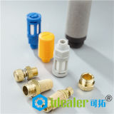 Silenziatore pneumatico del silenziatore con CE (azzurro PSU-15)