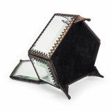 De binnen en OpenluchtDoos van de Juwelen van het Kristal voor Bloem