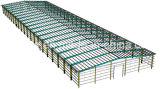 Supermercado de la estructura de acero de Prebuilt/alameda de compras para Chile