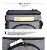 Обед из алюминиевой фольги 13,5 л охладитель Zip-Lock рюкзак сумка для 2 человек