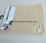 애완 동물 양탄자 개 공급 사발 접시 Placemat Toliet 매트