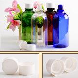 Lotion-Shampoo-Arbeitsweg-Plastikverpackungs-kosmetische Flasche (PT02)