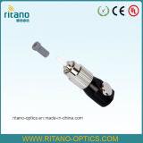 Adapter Volgzame RoHS van de Vezel van Sc van Sm de Simplex Optische Naakte
