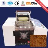 Gute Qualitätsleder-Ausschnitt-Maschine für Verkauf