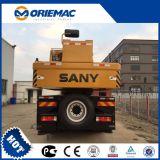 Заграждение костяшки 120 тонн вытягивает шею Sany Stc1200s