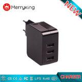 Ce UL cUL FCC DOE VI 5V 3 Multipuerto USB cargador de la UE para nosotros