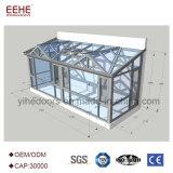 Алюминиевая консерватория сада с Низким-E стеклом