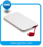 Des China-5000mAh Druck-Energien-Bank Lithium-Plastik-3D