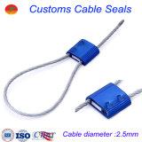 De kabel verzegelt de Hoge Verbinding van de Veiligheid voor Vrachtwagen, Deur, Container (2.5mm)
