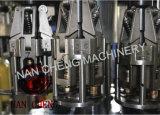 Máquina de embotellado automática del jugo/producción del embotellado de cristal y de la máquina que capsula/de la máquina de rellenar del jugo