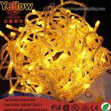 Lumière de chaîne de caractères de la décoration DEL 110-220V 10m100LEDs de Noël