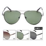 2017 óculos de sol polarizados da liga frame novo para os homens (BAM0013)