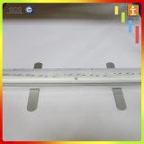Facili d'argento di alluminio rotolano in su il banco di mostra della bandiera del preventivo (TJ-0010)